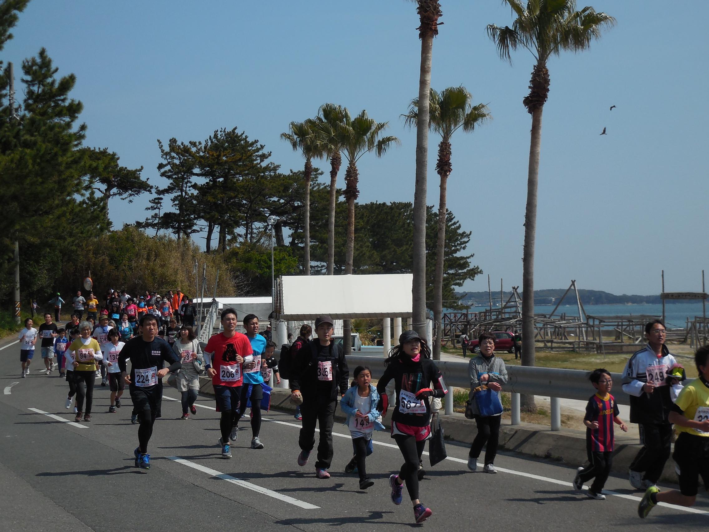 ジョギング大会写真(1月1,15日合併号)