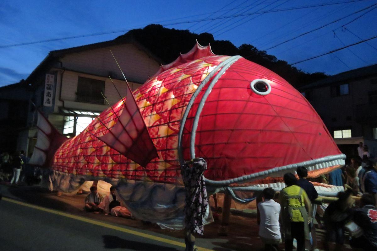 中洲地区大鯛2