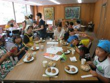 南知多町 親子料理教室