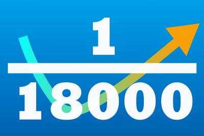チャレンジ18000